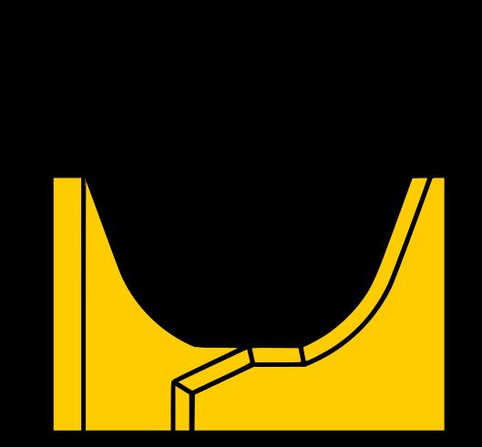 Výmenný nôž na obnovu elektródovej čiapočky