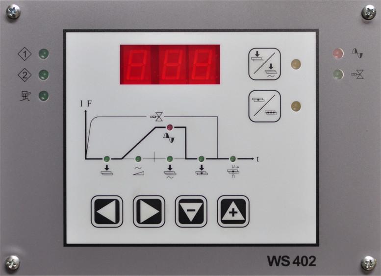 Riadiaca jednotka CEA WS 402