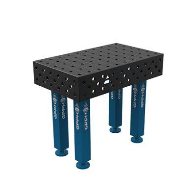 Zvárací stôl PWT28-1006 s hrúbkou 15 mm