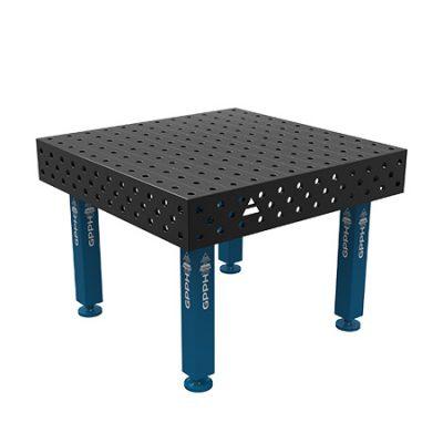 Zvárací stôl PWT28-1212 s hrúbkou 15 mm