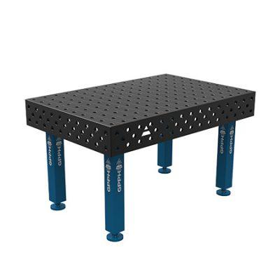 Zvárací stôl PWT28-1510 s hrúbkou 15 mm