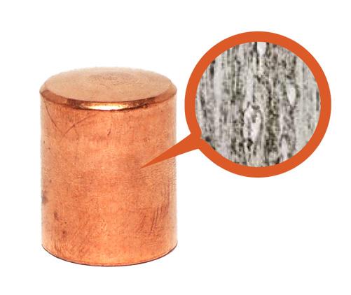 Elektródová čiapočka z materiálu A-trode