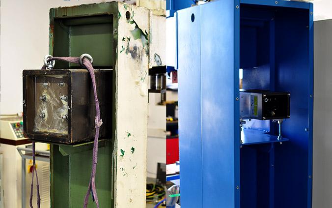 Repasovaný zvárací stroj - vymenený transformátor