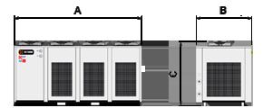Rozmery chladičov CHWT 1202
