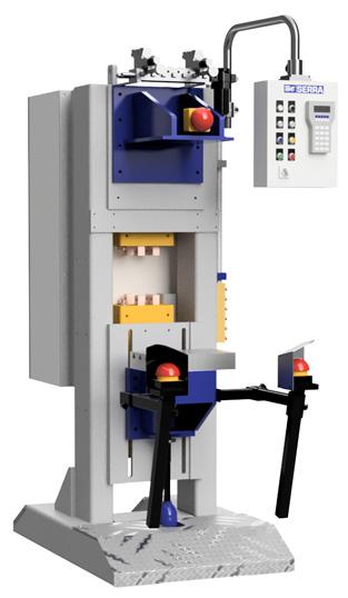 Type III zváračka vhodná na automatizáciu